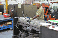 Manufacturing the retaining bands for HydraTite