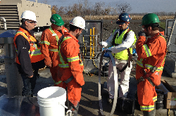 HydraTech installation training