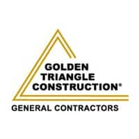 Golden Triangle Construction