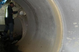 pipe joint sealing