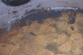 water corrosion repair