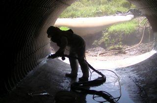 storm drain sealing