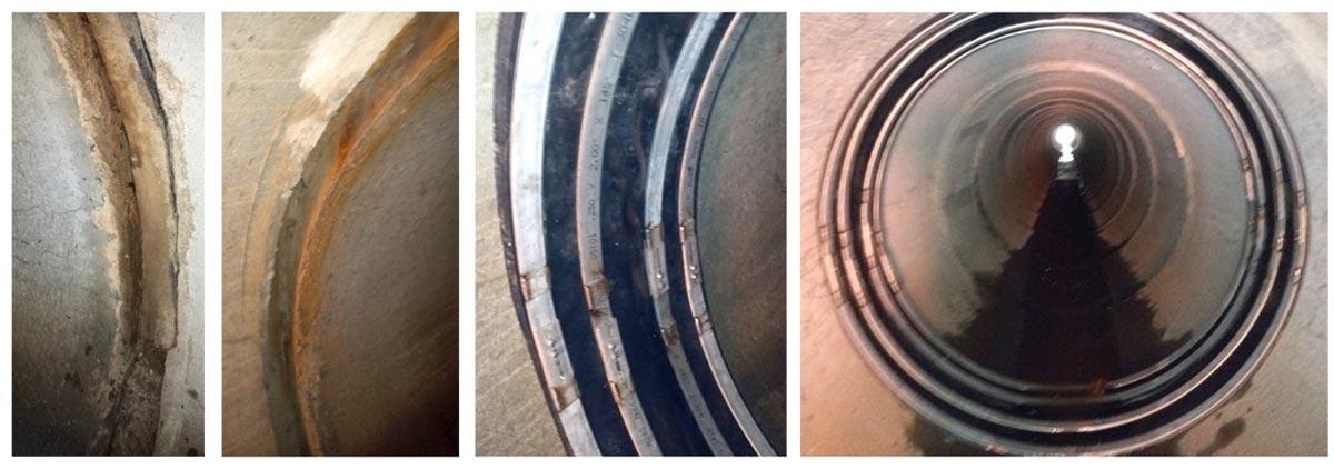 waterline corrosion